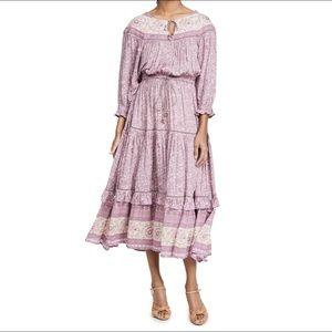 SPELL & THE GYPSY DAHLIA MAXI DRESS